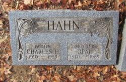 Opal <i>McKnight</i> Hahn