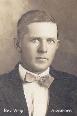 Rev Virgil Sizemore