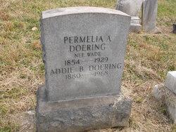 Permelia A. <i>Wade</i> Doering
