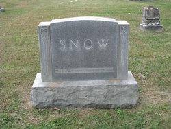Mary Polly <i>Washington</i> Snow
