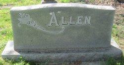 Bertha Mae <i>Strother</i> Allen