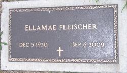 Ellamae <i>Romisher</i> Fleischer