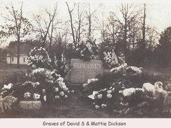 Martha Ann Mattie <i>Black</i> Dickson