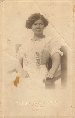 Othilia Blanche Tillie <i>Bucholz</i> Davis