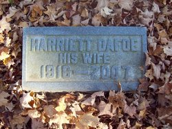 Harriett <i>Dafoe</i> Campbell
