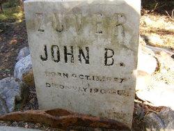 John Bartley Zuver