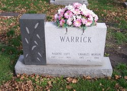 Nadine <i>Heft</i> Warrick