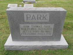 John Thomas Park