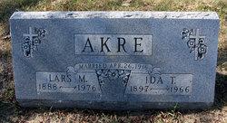 Ida T. <i>Michaelson</i> Akre