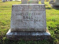 James Cleveland Ball