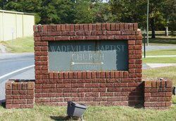 Wadeville Baptist Church Cemetery