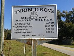 Union Grove Cemetery # 2