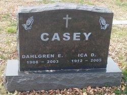 Ica D. <i>Curry</i> Casey