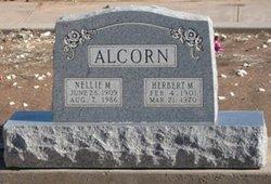 Nellie May <i>Dowell</i> Alcorn