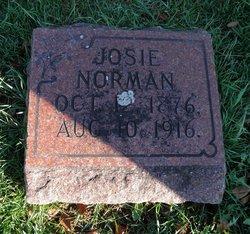 Mary Johanna Josie Norman