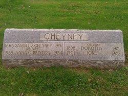 Ione Cheyney