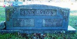 Allen Lando Langston