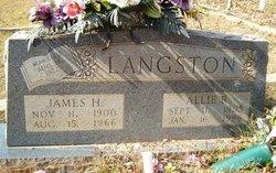 James Hiram Langston