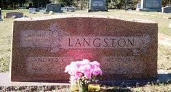 Meadow Gertrude <i>Hassell</i> Langston