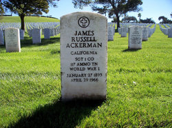 James Russell Ackerman