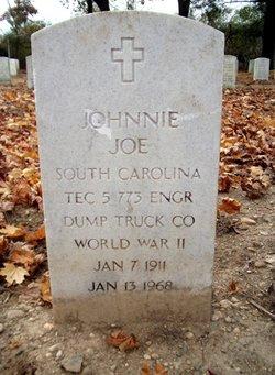 Johnnie Joe