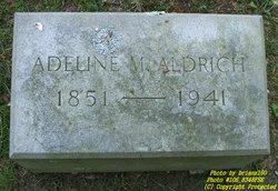 Adeline Maria <i>Kennedy</i> Aldrich