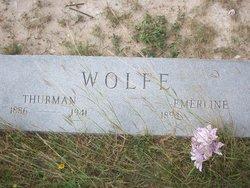 Thurman Allen Wolfe
