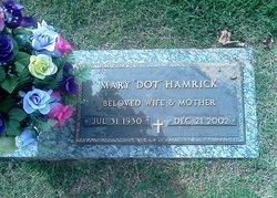 Mary Dot Hamrick