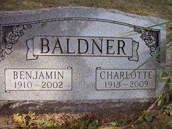 Charlotte N <i>Will</i> Baldner