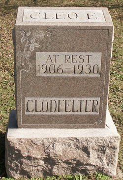 Cleo E Clodfelter