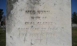 America J. Meg <i>Nunn</i> Clarke