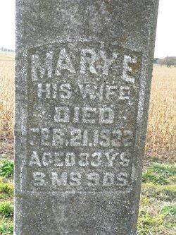 Mary Jane <i>Smith</i> Hillsberry