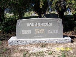 Maude E <i>Crouch</i> Burleson