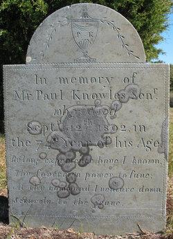 Paul Knowles, Sr