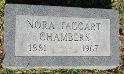 Nora <i>Taggart</i> Chambers