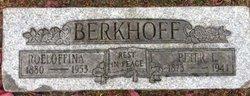Roeloffina <i>Ter Horst</i> Berkhoff