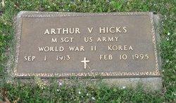 Arthur V. Hicks