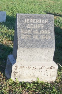 Jeremiah Acuff