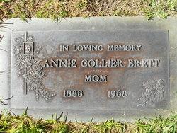 Annie Collier <i>Bishop</i> Brett