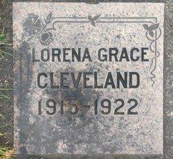 Lorena Grace Cleveland