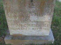 Susannah R <i>Massengill</i> Bullock