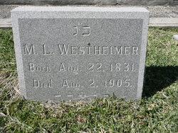 M L Westheimer