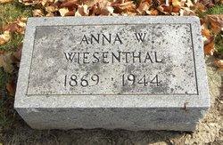Anna Wiesenthal