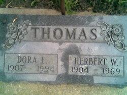 Dora Ellen <i>Witthuhn</i> Thomas