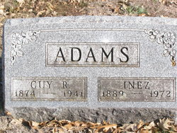 Guy Ross Adams