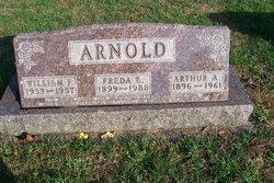 William F Arnold
