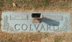 Rev Earl Elmer Colvard