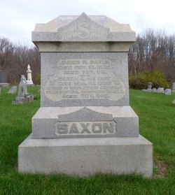 James Robert Saxon