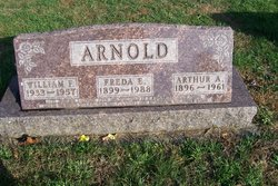 Freda E. <i>Fry</i> Arnold