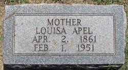 Louisa <i>Adams</i> Apel